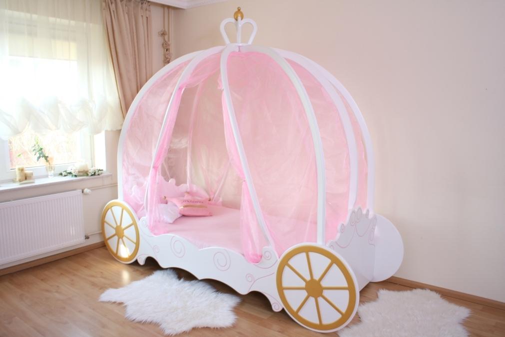 lit enfant carrosse prestige. Black Bedroom Furniture Sets. Home Design Ideas