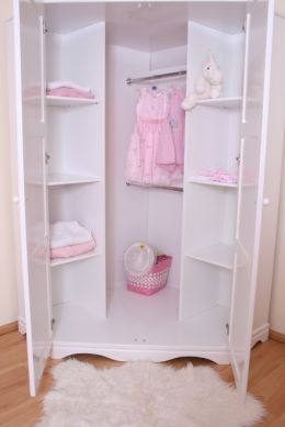 Armoire d angle b b - Armoire d angle blanche ...