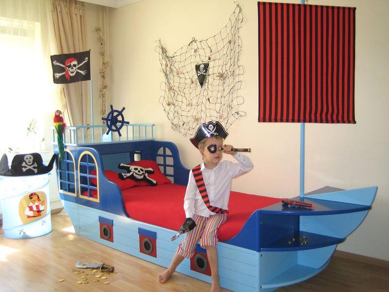 lit de pirate - Lit Pirate