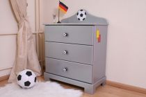 Commode Footballer